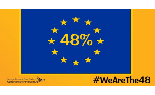 We Are The 48 Percent